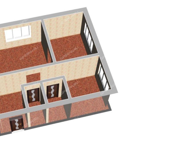двухкомнатная квартира на улице Гладкова дом 27 город Арзамас