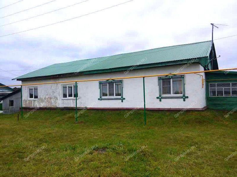 трёхкомнатная квартира на Молодежная деревня Балахнино, Котельницкий сельсовет