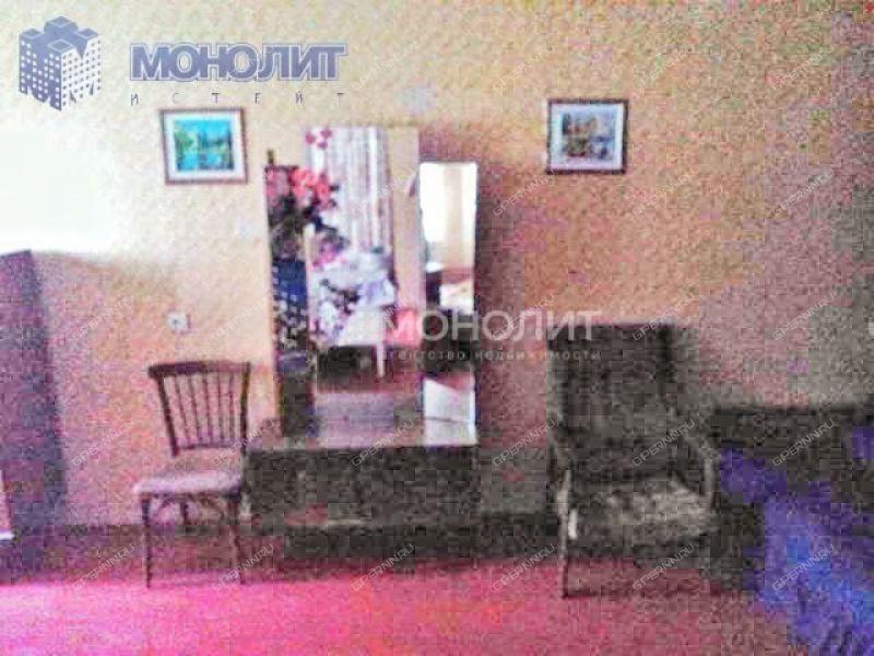 однокомнатная квартира на улице 50 лет Октября дом 1 посёлок Нижегородец