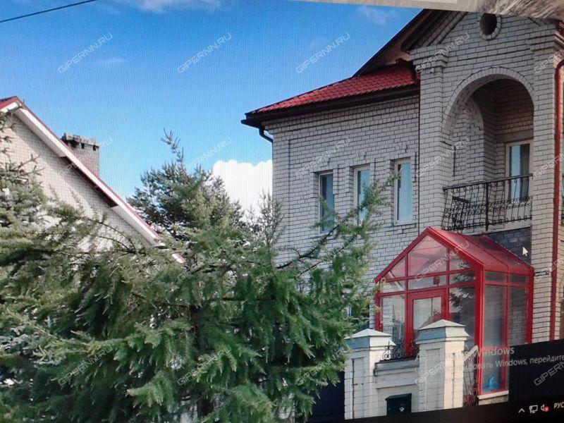 дом на улице Молодёжная рабочий посёлок Большое Козино