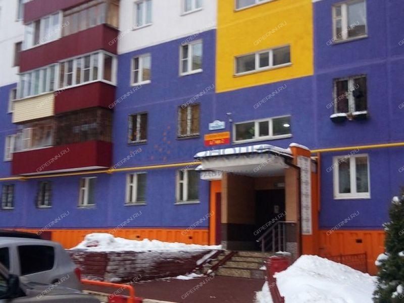 однокомнатная квартира на улице Верхне-Печёрская дом 7 к2