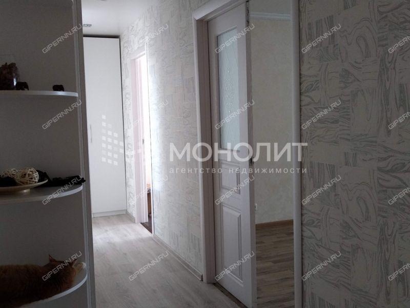двухкомнатная квартира на Горной улице дом 11