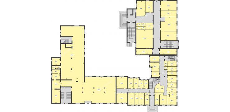 shveycariya-gagarina-prospekt-39 планировки бизнес-центра фото
