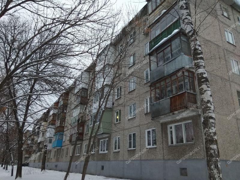 двухкомнатная квартира на улице Маяковского дом 45А город Дзержинск